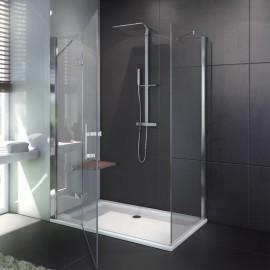 Paroi de douche LEDA – Jazz Light douche fermée