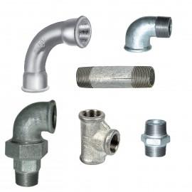 Accessoires plomberie CODITAL - Raccords galva