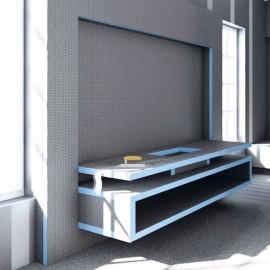 Produits de mise en oeuvre WEDI – Panneaux de construction